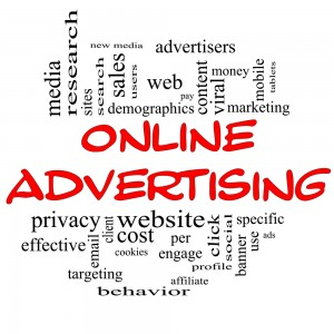 Online Advertising graphic