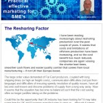 The Reshoring Factor - 3rd December 2014 newsletter