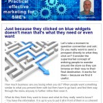 Just because they clicked on blue widgets - 4th February 2015 Newsletter