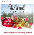 The Industrial Marketing Agency Christmas Card 2015