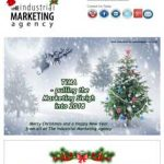 Christmas Greetings from The Industrial Marketing Agency